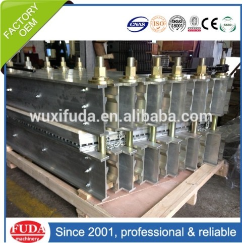 DRLQ-650X830 high quality conveyor belt vulcanizing welder