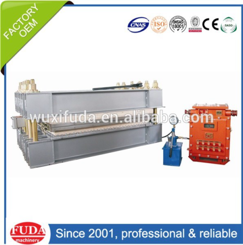 LBD-1000×830 factory direct sale high quality explosion-proof conveyor belt vulcanizing machine