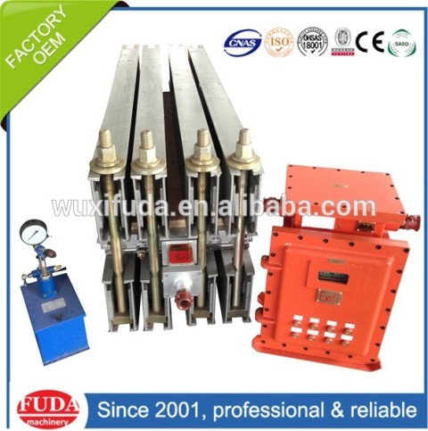 LBD-800×620 factory direct sale high quality explosion-proof conveyor belt joint vulcanizing machine