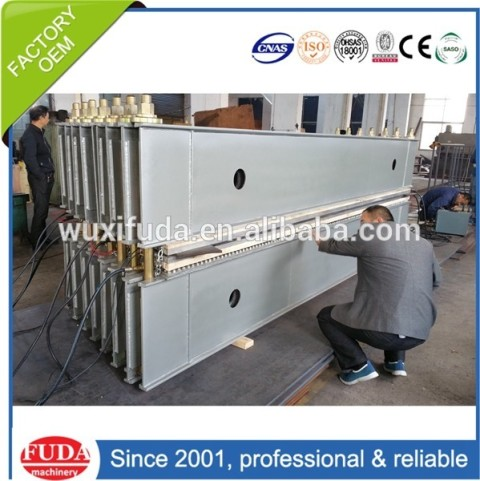 LBD-800×970 factory direct sale high quality explosion-proof rubber conveyor belt vulcanizing press