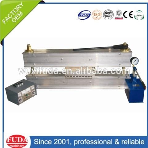 DDQ-1 factory direct sale high quality conveyor belt repair vulcanizing machine