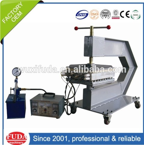 DDQ-2 factory direct sale high quality conveyor belt repair vulcanizing machine
