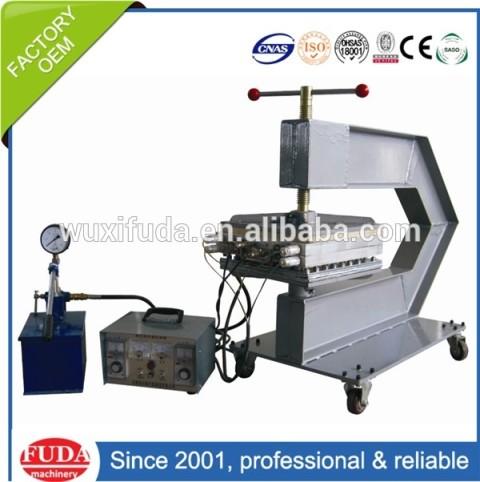 DDQ-2 factory direct sale high quality conveyor belt repair vulcanizing machine