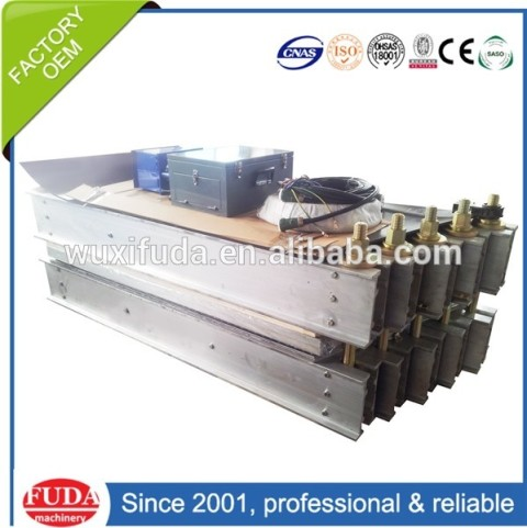 DRLQ-1000X500 factory direct sale high quality conveyor belt joint vulcanizing machine