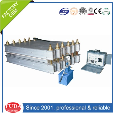 DRLQ-1200X1000 factory direct sale high quality conveyor belt vulcanizing machine