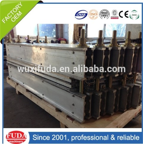 DRLQ-1400X1000 factory direct sale high quality conveyor belt vulcanising machine