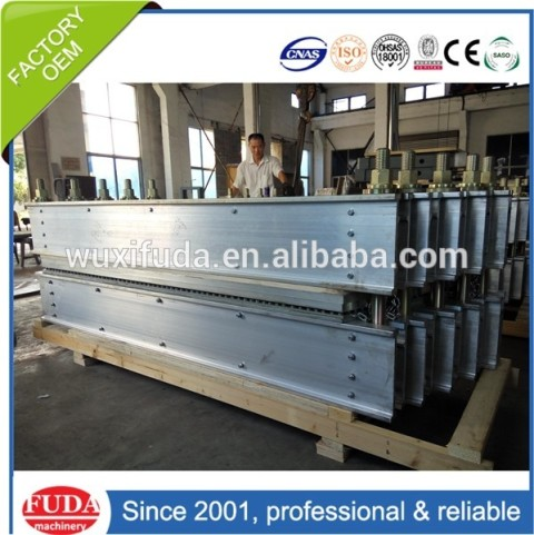 DRLQ-1400X500 factory direct sale high quality conveyor belt joint vulcanizing press machine