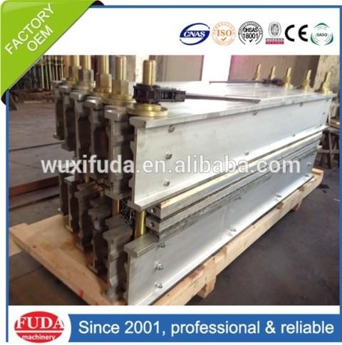 DRLQ-800X670 factory direct sale high quality hot splicing press for conveyor belt