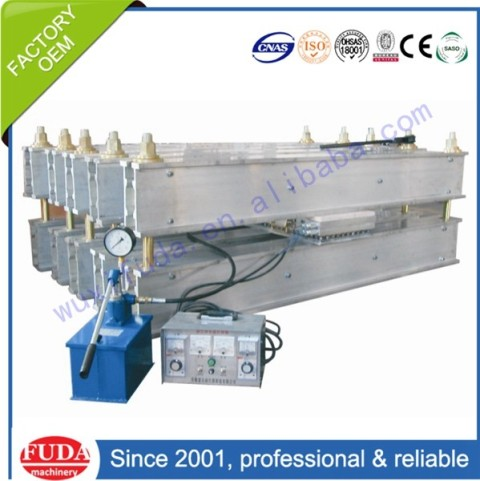 DZQ-1 factory direct sale high quality conveyor belt repair vulcanizing machine