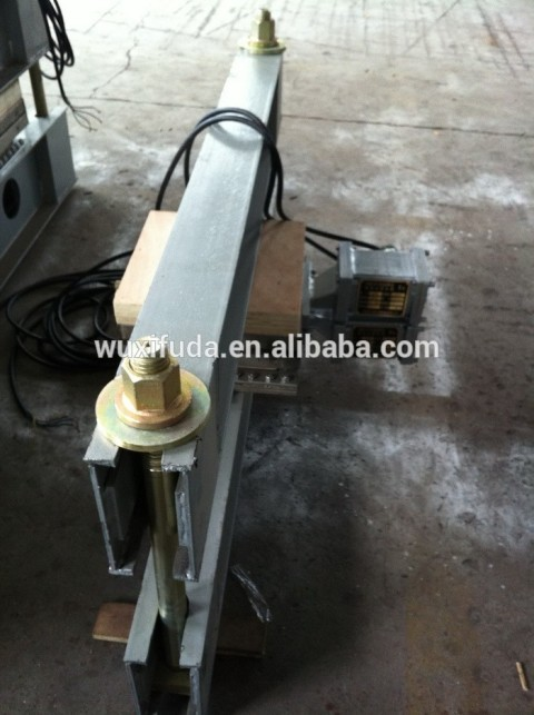 XBD-350 conveyor belt repair vulcanizing machine