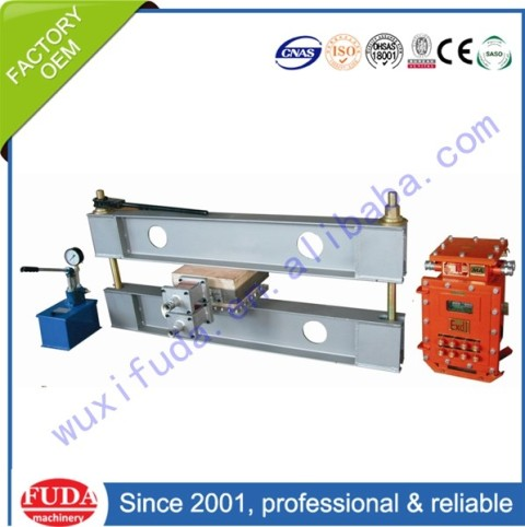 conveyor belt repair vulcanizing machine