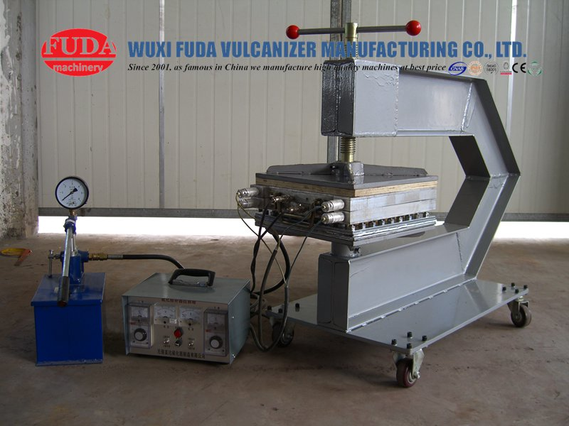 rebuild-the-pressure-device-of-conveyor-belt-repair-vulcanizing-machine-1