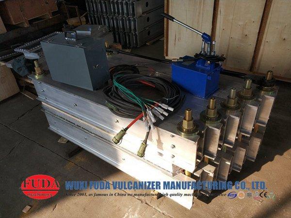 conveyor-belt-vulcanizing-machine